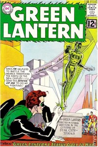 Green Lantern 12 - for sale - mycomicshop