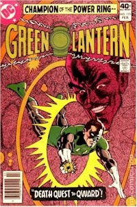 Green Lantern 125 - for sale - mycomicshop
