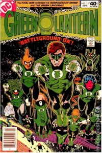 Green Lantern 127 - for sale - mycomicshop