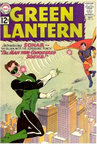 Green Lantern 14 - for sale - mycomicshop