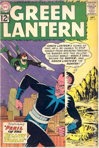 Green Lantern 15 - for sale - mycomicshop