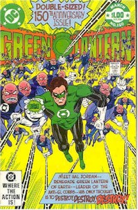 Green Lantern 150 - for sale - mycomicshop