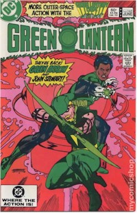 Green Lantern 165 - for sale - mycomicshop