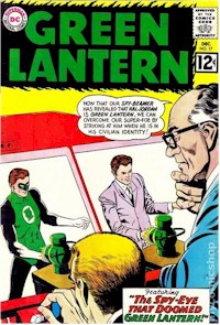 Green Lantern 17 - for sale - mycomicshop