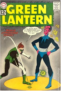 Green Lantern 18 - for sale - mycomicshop