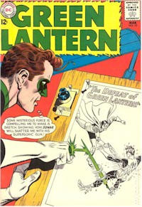 Green Lantern 19 - for sale - mycomicshop