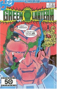 Green Lantern 194 - for sale - mycomicshop