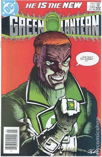 Green Lantern 196 - for sale - mycomicshop