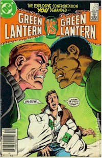 Green Lantern 197 - for sale - mycomicshop