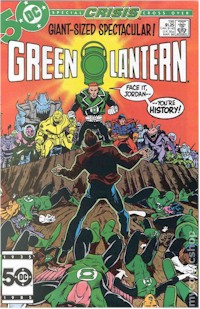 Green Lantern 198 - for sale - mycomicshop