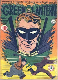 Green Lantern 2 - 1941 - for sale - mycomicshop