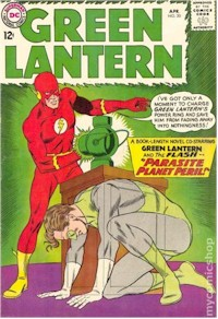 Green Lantern 20 - for sale - mycomicshop