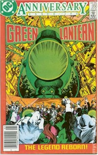 Green Lantern 200 - for sale - mycomicshop