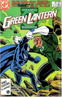 Green Lantern 206 - for sale - mycomicshop