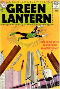 Green Lantern 21 - for sale - mycomicshop