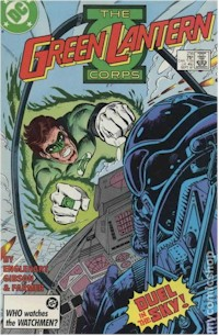 Green Lantern 216 - for sale - mycomicshop