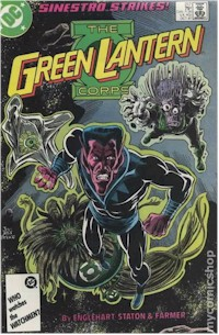 Green Lantern 217 - for sale - mycomicshop