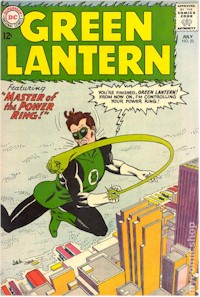 Green Lantern 22 - for sale - mycomicshop