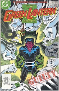 Green Lantern 222 - for sale - mycomicshop