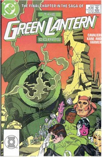 Green Lantern 224 - for sale - mycomicshop