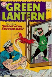 Green Lantern 23 - for sale - mycomicshop