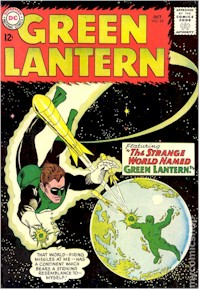 Green Lantern 24 - for sale - mycomicshop