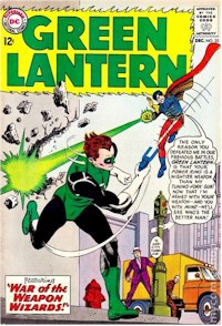 Green Lantern 25 - for sale - mycomicshop