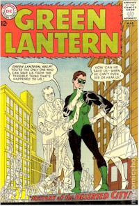 Green Lantern 27 - for sale - mycomicshop