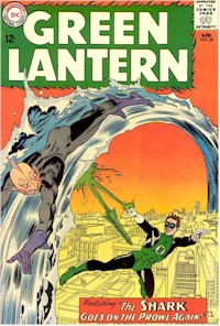 Green Lantern 28 - for sale - mycomicshop