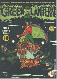 Green Lantern 3 - 1941 - for sale - mycomicshop