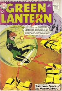 Green Lantern 3 - for sale - mycomicshop