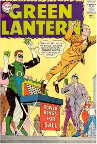 Green Lantern 31 - for sale - mycomicshop