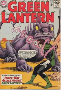 Green Lantern 34 - for sale - mycomicshop