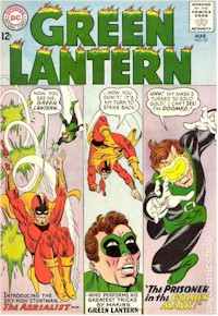 Green Lantern 35 - for sale - mycomicshop