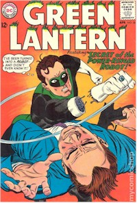 Green Lantern 36 - for sale - mycomicshop
