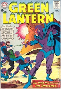 Green Lantern 37 - for sale - mycomicshop
