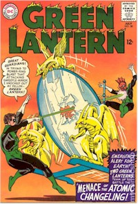 Green Lantern 38 - for sale - mycomicshop