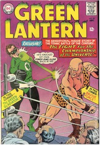 Green Lantern 39 - for sale - mycomicshop