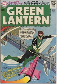Green Lantern 4 - for sale - mycomicshop