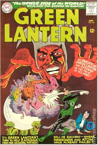 Green Lantern 42 - for sale - mycomicshop