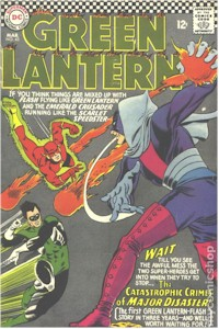 Green Lantern 43 - for sale - mycomicshop