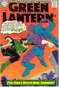 Green Lantern 44 - for sale - mycomicshop