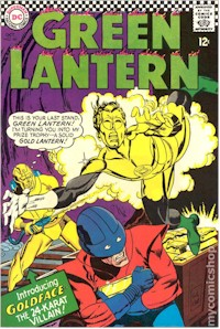 Green Lantern 48 - for sale - mycomicshop