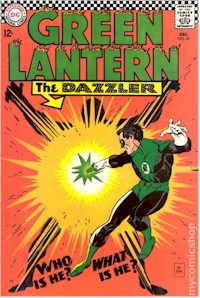 Green Lantern 49 - for sale - mycomicshop