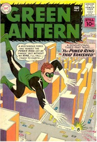 Green Lantern 5 - for sale - mycomicshop