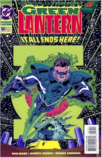 Green Lantern 50 - 2nd Series - for sale - mycomicshop