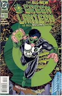 Green Lantern 51 - 2nd Series - for sale - mycomicshop