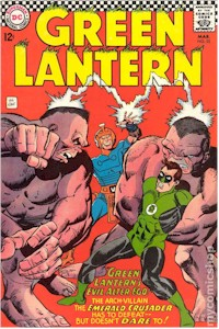 Green Lantern 51 - for sale - mycomicshop