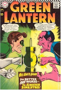 Green Lantern 52 - for sale - mycomicshop