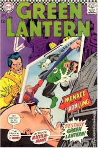 Green Lantern 54 - for sale - mycomicshop